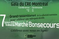 Le Gala du CRE-Montréal sera diffusé en direct le 7 octobre | Crédit : CRE-Montréal / Doeb