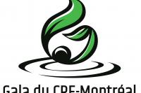 Nouveau logo du Gala du CRE-Montréal | Crédit : CRE-Montréal